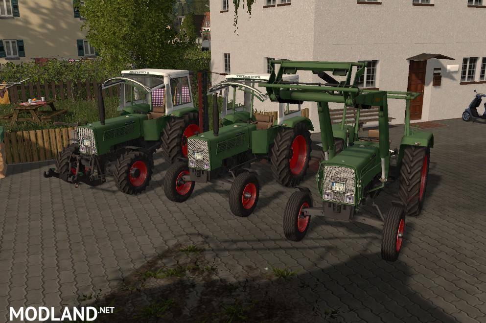 Update Fendt Farmer 100 - GB, MR, DH, HB